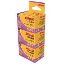 kodak 1880806 Gold 200 Film, GB13536-H - Pack of 3