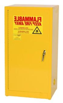 Eagle 1905 Safety Cabinet for Flammable Liquids, 1 Door Self