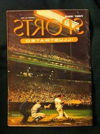 1954 Sports Illustrated August 16 Eddie Mathews Milwaukee
