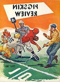 1955 USC Trojans v Texas Longhorns Football Program