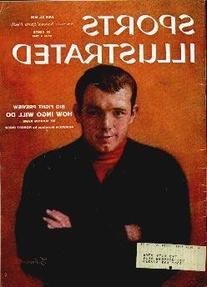 1959 Ingemar Johansson Boxing Sports Illustrated