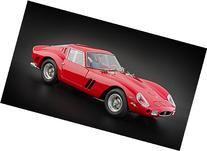 1962 Ferrari 250 GTO in Red Diecast car model by CMC in 1:18