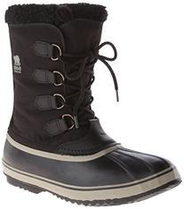 Sorel Men's 1964 Pac Nylon Snow Boot,Cordovan,11 M US