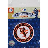 1966 World Series Patch-baltimore Orioles
