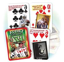 Flickback 1976 Trivia Playing Cards: 41st Birthday or 41st