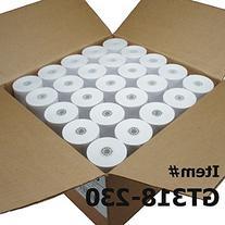 Gorilla Supply  3-1/8 x 230' Thermal Paper Rolls TM-T88 T-20