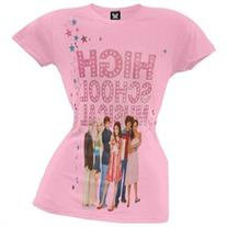 High School Musical 2 - Schools Out Girls Youth T-Shirt