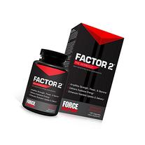 Factor 2 by Force Factor, Nitric Oxide Pre-Workout for