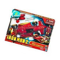 Iron Man 2 - 3.75 Battle Vehicle - Mark VI Red Vortex