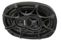 """2) Kicker DS693 6x9"""" 280W 3-Way Car Speakers + 2) QTW6X9"""