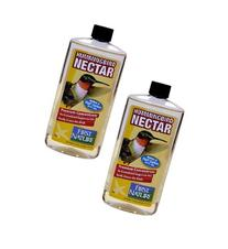 First Nature 2 Ea 16 Oz Clear Hummingbird Nectar Concentrate