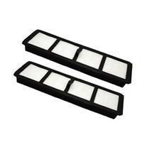 2 Eureka EF6 HEPA Style Filters Part # 83091-1 & 830911