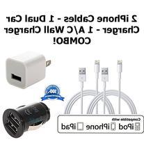 2- iPhone 5 5S 5C 6 6 Plus, ios 8 Compatible, Data Sync