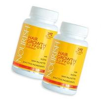 2 Pak Nourish Beaute Hair Loss Vitamins- 2 Month Supply-