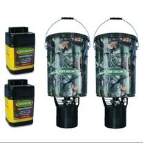 Moultrie 6.5 Gallon Pro-Hunter Bucket Style Hanging Feeders