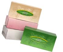 2 Savers Package:Green Forest White Facial Tissue