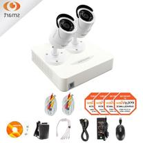 LaView 2 Camera 960H Security System, 4 Channel 960H Compact
