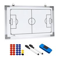 "AGORA Dual Sided Magnetic Dry Erase Board - 12""x18"
