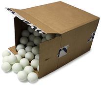 STIGA 2-Star White No Print Table Tennis Balls