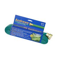 Andrews 10-12346 30' 2 Tube Sprinkler & Soaker Hose