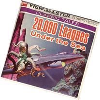 20,000 Leagues Under the Sea 3d View-Master 3 Reel Packet