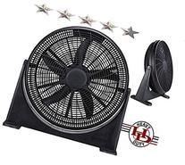 "20"" High-Velocity Home Cooling Power Fan Superior Air Flow"