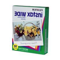 Fujifilm 20-INS60KIT Instax Wide Film 60 Image Kit