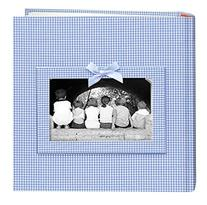 Pioneer Photo Albums 200-Pocket Gingham Fabric Frame Cover