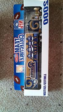 White Rose 2000 NFL Team Collectible 1:80 Scale Diecast
