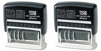 Cosco 2000 Plus Self-Inking Type Size 1 Micro Message Dater