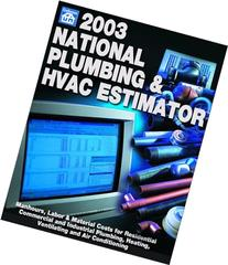 2003 national plumbing hvac estimator hvac estimator - Hvac Estimator