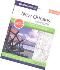 Rand McNally 2006 New Orleans: Street Guide