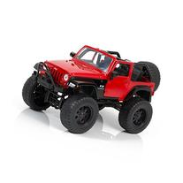 2007 Red Jeep Wrangler - Just Trucks Off Road Edition - 1/24