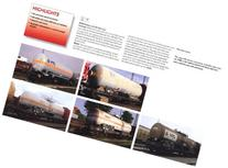 2010 Qtr.3 Tank Cars   - Price is for 5 Representative