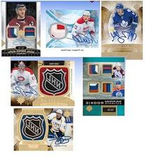 2013/14 Upper Deck Ultimate Collection Hockey box