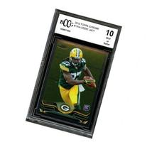 2013 topps chrome #131a EDDIE LACY green bay packers rookie
