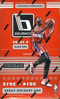 2014/15 Panini Donruss NBA Basketball HOBBY box