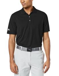 Adidas 2015 Men's Puremotion Solid Jersey Polo Shirt