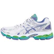 Asics 2014 Women's GEL-Nimbus 16  Wide Running Shoe - T486N.