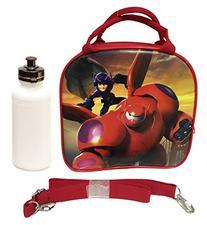 New 2014 Hit Movie Disney Big Hero 6 Baymax Hero Lunch Box