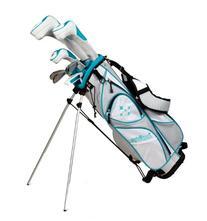 LUSRGL07.BT Women's 2014 Lady Edge Golf Starter Set, Flex,