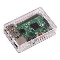 JBtek 2014 Latest New Raspberry Pi Board Case Transparent