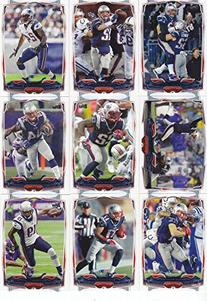 New England Patriots 2014 Topps NFL Football Complete