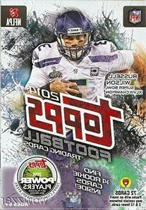 2014 Topps NFL Football Trading Cards with 72 Cards