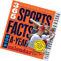 The Official 365 Sports Facts-a-Year 2014 Page-A-Day
