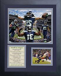 Legends Never Die 2014 Seattle Seahawks Super Bowl XLVIII