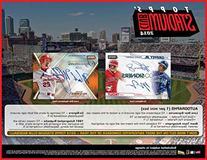 2014 Topps Stadium Club Baseball Cards Hobby Box - 18 Packs/