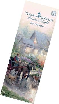 Thomas Kinkade Painter of Light 2014 Slimline Calendar