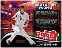 2014 Topps Update Series Baseball Cards Jumbo Hobby Box