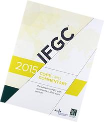 2015 International Fuel Gas Code Commentary